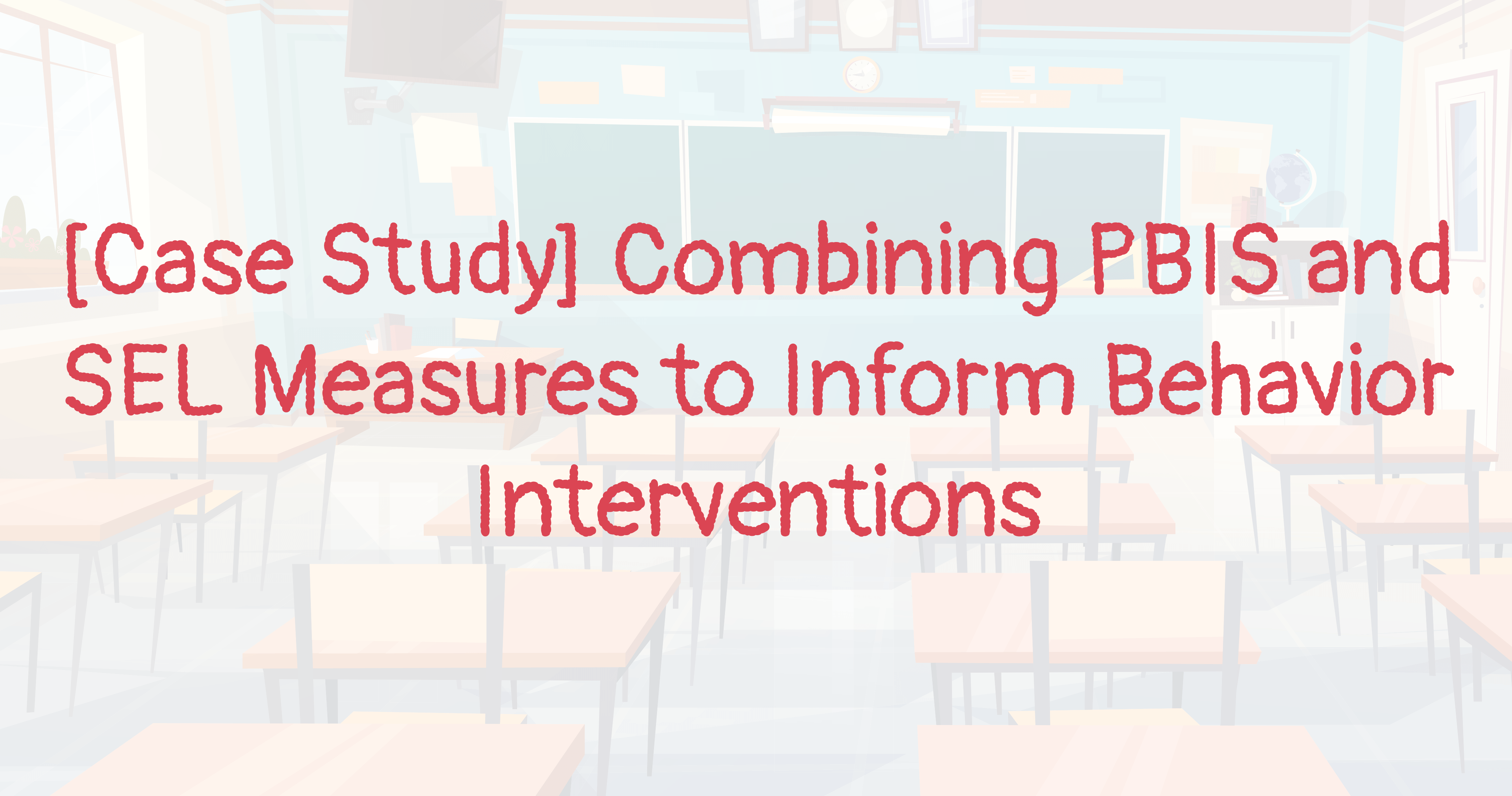 PBIS and SEL