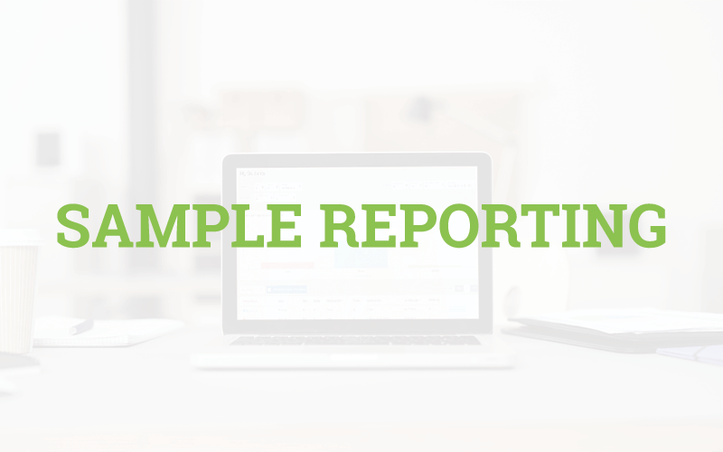 Sample Reporting-1